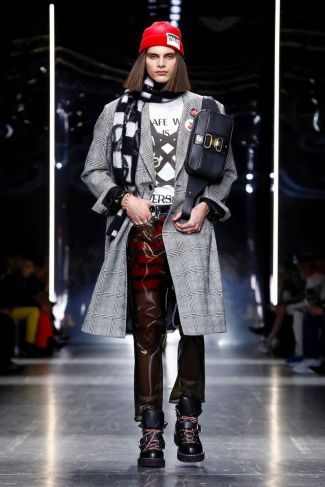 Versace Menswear Fall Winter 2019 Milan40