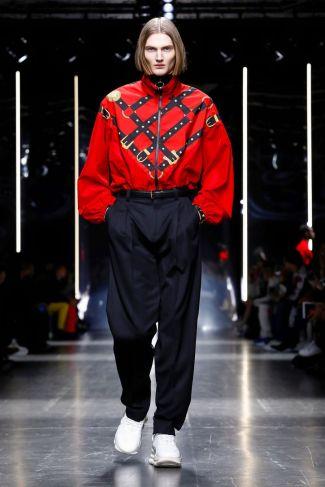 Versace Menswear Fall Winter 2019 Milan44