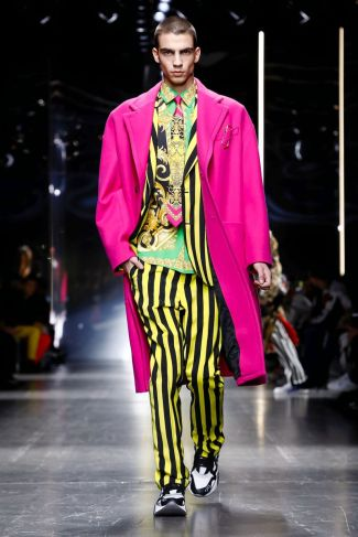 Versace Menswear Fall Winter 2019 Milan50