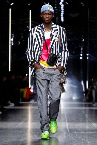 Versace Menswear Fall Winter 2019 Milan53