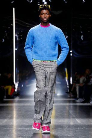 Versace Menswear Fall Winter 2019 Milan9