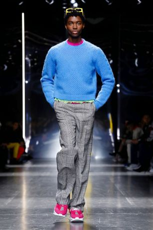 Versace Menswear Fall Winter 2019 Milan9