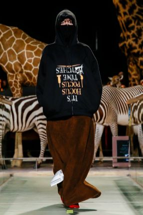 Vetements Ready To Wear Fall Winter 2019 Paris1
