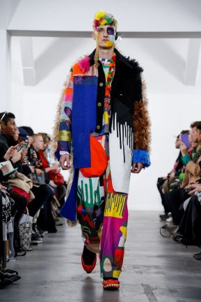 Walter Van Beirendonck Menswear Fall Winter 2019 Paris10