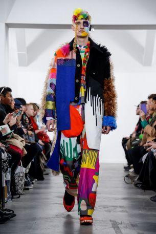 Walter Van Beirendonck Menswear Fall Winter 2019 Paris10