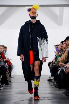 Walter Van Beirendonck Menswear Fall Winter 2019 Paris15
