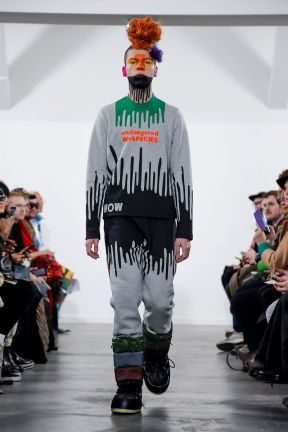 Walter Van Beirendonck Menswear Fall Winter 2019 Paris27