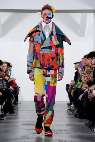 Walter Van Beirendonck Menswear Fall Winter 2019 Paris3