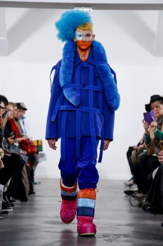 Walter Van Beirendonck Menswear Fall Winter 2019 Paris30