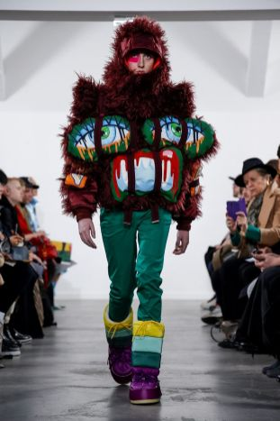 Walter Van Beirendonck Menswear Fall Winter 2019 Paris33