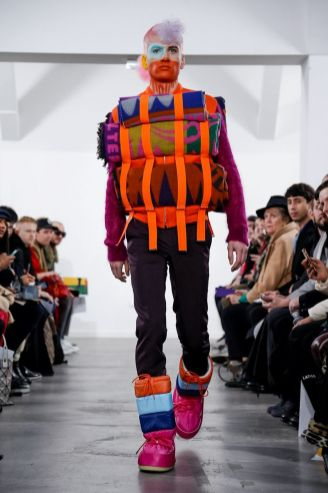 Walter Van Beirendonck Menswear Fall Winter 2019 Paris34