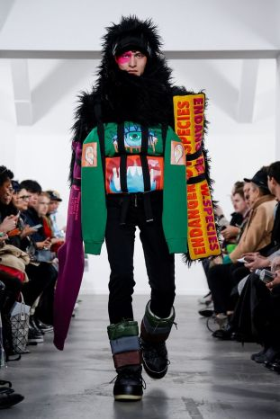 Walter Van Beirendonck Menswear Fall Winter 2019 Paris37