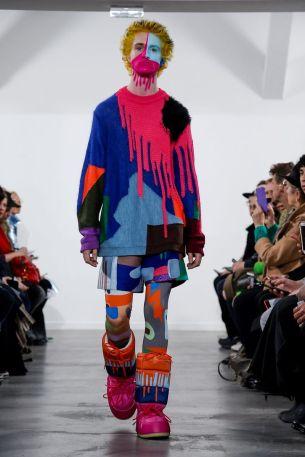 Walter Van Beirendonck Menswear Fall Winter 2019 Paris6