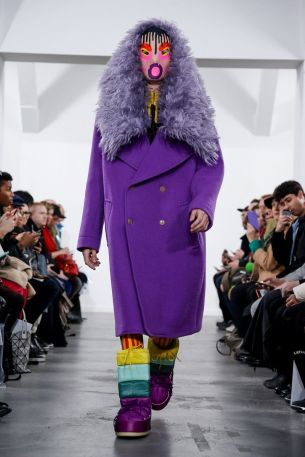 Walter Van Beirendonck Menswear Fall Winter 2019 Paris7