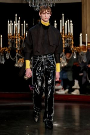Wooyoungmi Menswear Fall Winter 2019 Paris1