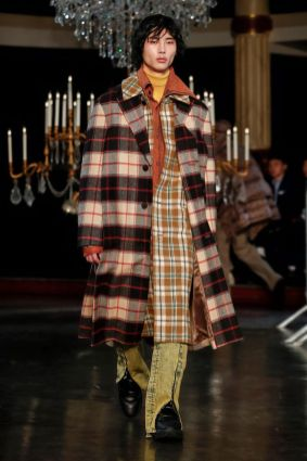 Wooyoungmi Menswear Fall Winter 2019 Paris15