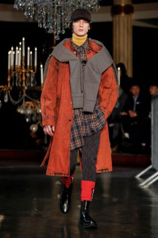 Wooyoungmi Menswear Fall Winter 2019 Paris19