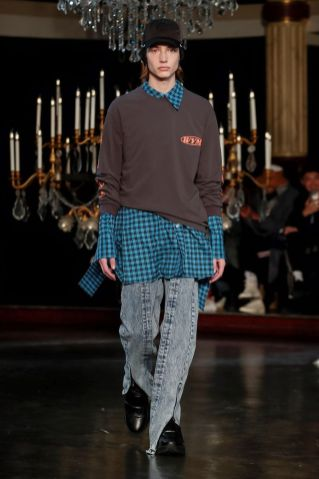 Wooyoungmi Menswear Fall Winter 2019 Paris23
