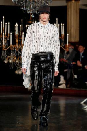 Wooyoungmi Menswear Fall Winter 2019 Paris27