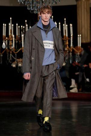 Wooyoungmi Menswear Fall Winter 2019 Paris31