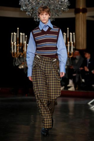 Wooyoungmi Menswear Fall Winter 2019 Paris33