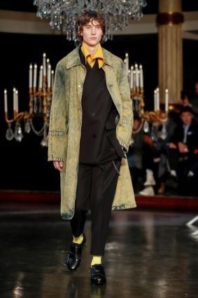 Wooyoungmi Menswear Fall Winter 2019 Paris4