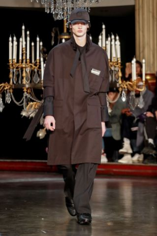 Wooyoungmi Menswear Fall Winter 2019 Paris46
