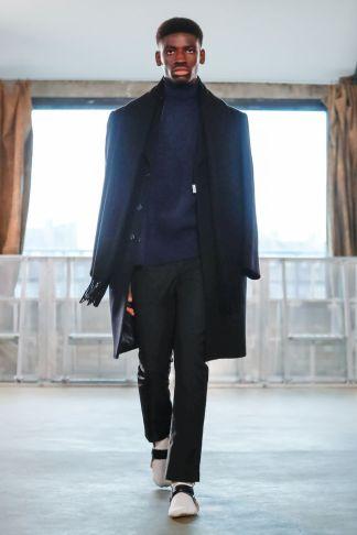 Xander Zhou Fall Winter 2019 London53
