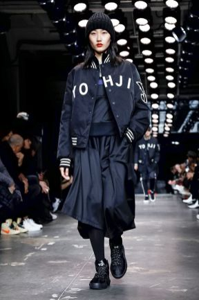 Y-3 Men & Women Fall Winter 2019 Paris17