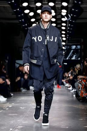 Y-3 Men & Women Fall Winter 2019 Paris18