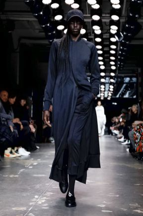 Y-3 Men & Women Fall Winter 2019 Paris21