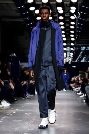 Y-3 Men & Women Fall Winter 2019 Paris29
