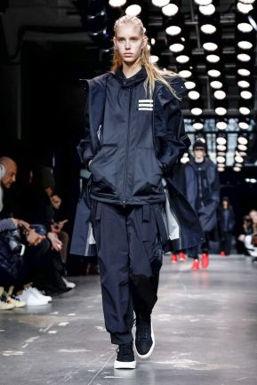 Y-3 Men & Women Fall Winter 2019 Paris3
