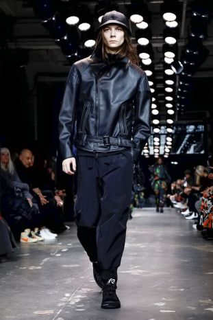 Y-3 Men & Women Fall Winter 2019 Paris34