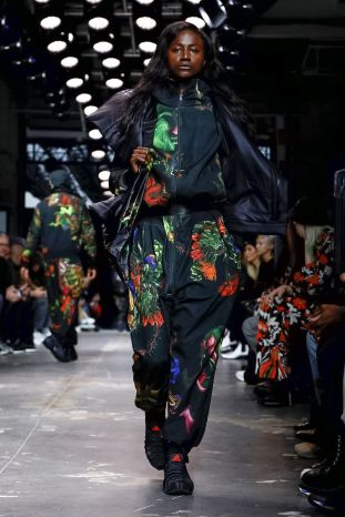 Y-3 Men & Women Fall Winter 2019 Paris35