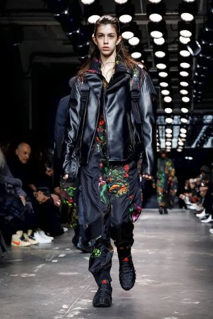 Y-3 Men & Women Fall Winter 2019 Paris37
