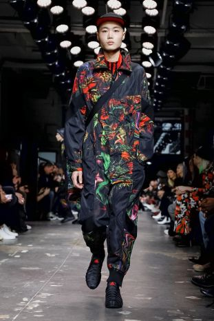 Y-3 Men & Women Fall Winter 2019 Paris40