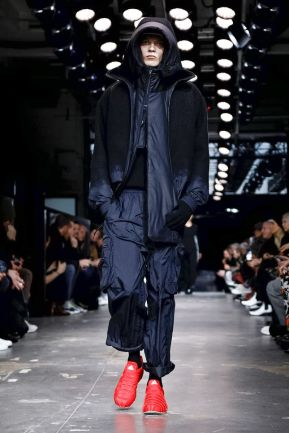 Y-3 Men & Women Fall Winter 2019 Paris6
