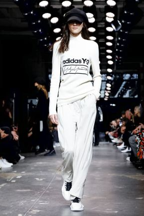 Y-3 Men & Women Fall Winter 2019 Paris9