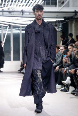 Yohji Yamamoto Menswear Fall Winter 2019 Paris2