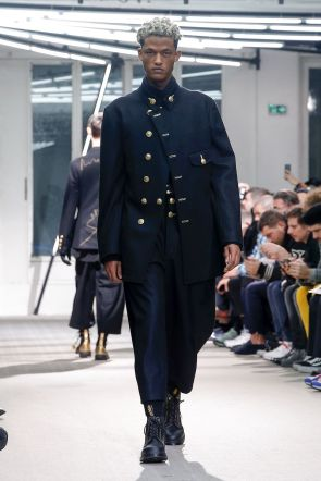 Yohji Yamamoto Menswear Fall Winter 2019 Paris24