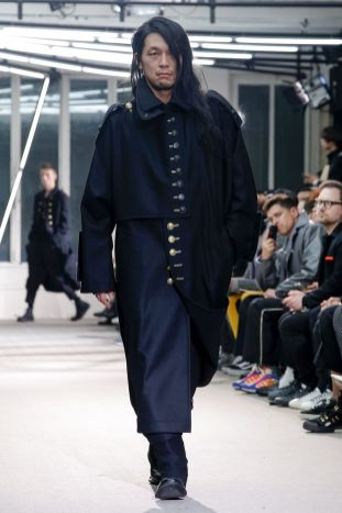Yohji Yamamoto Menswear Fall Winter 2019 Paris25