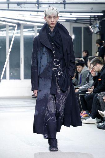 Yohji Yamamoto Menswear Fall Winter 2019 Paris28