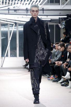 Yohji Yamamoto Menswear Fall Winter 2019 Paris8