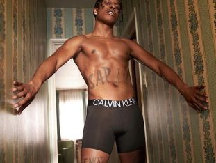 A$ap Rocky by Glen Luchford for Calvin Klein SS19 Campaign2