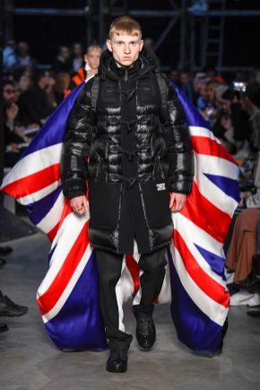 Burberry Men & Women Fall Winter 2019 London11