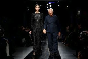 Giorgio Armani Men & Women Fall Winter 2019 Milan102