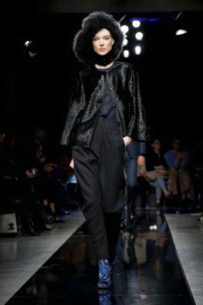 Giorgio Armani Men & Women Fall Winter 2019 Milan14
