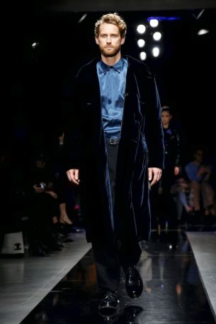 Giorgio Armani Men & Women Fall Winter 2019 Milan17
