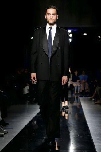 Giorgio Armani Men & Women Fall Winter 2019 Milan90